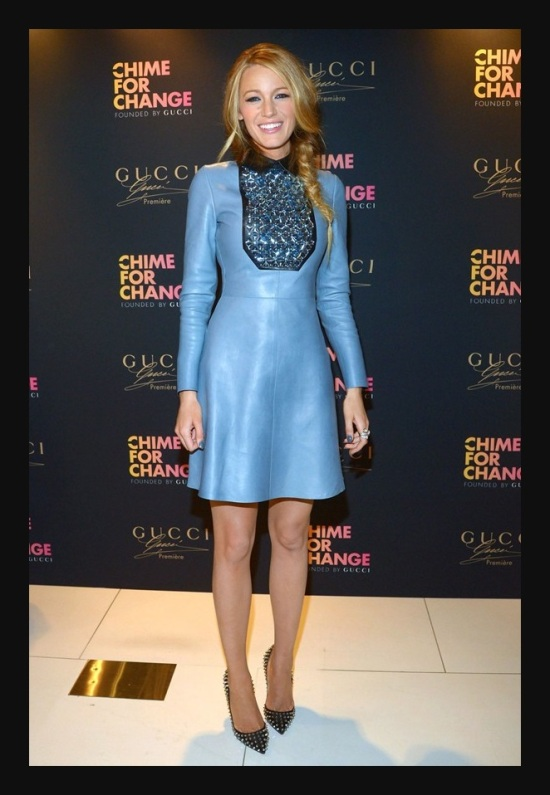 Dream Dress…. Gucci | Blake Lively