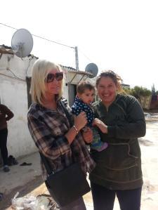 Tara Sillery | H.O.P.E. FOR SYRIA'S REFUGEES