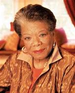 Maya Angelou - courtesy of barnesandnoble.com
