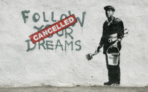 Banksy: A contemporary cultural icon of solidarity